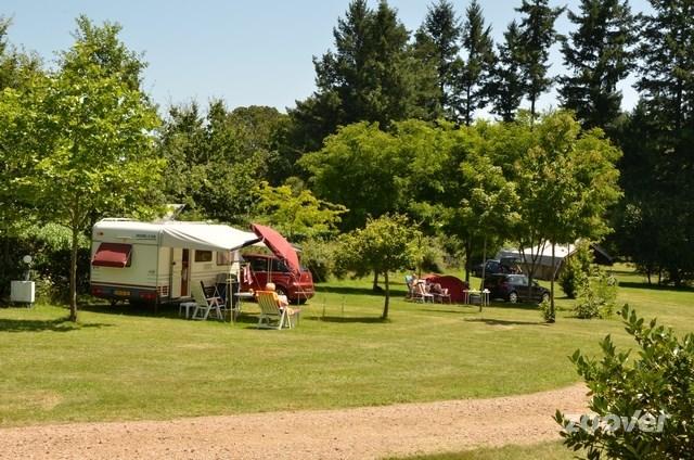 4. Ruime campingplaatsen SHOWCASE