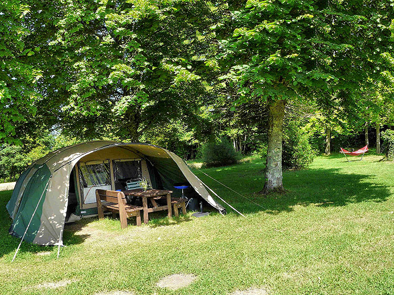5. Ruime campingplaatsen (2)